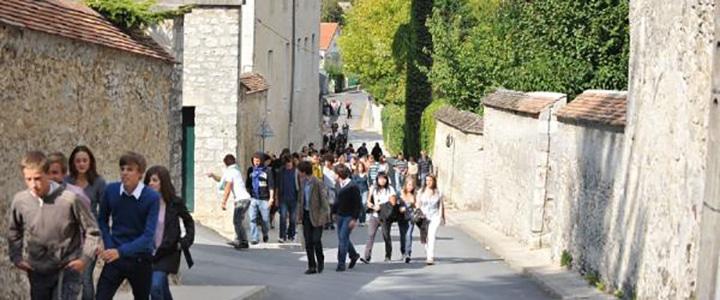 Institution Sainte-Croix Provins école collège lycée privé ile-de-france