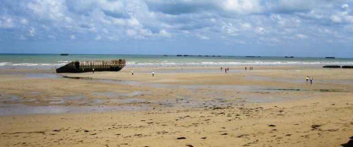 Les 3e découvrent les plages du débarquement