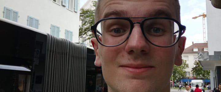 Florian, étudiant allemand pour 6 mois