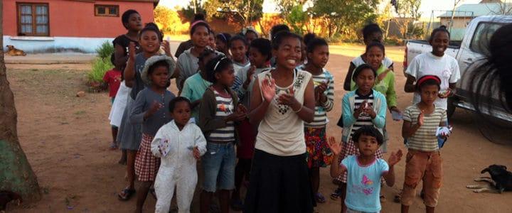 Institution Sainte Croix à Provins soutien Madagascar